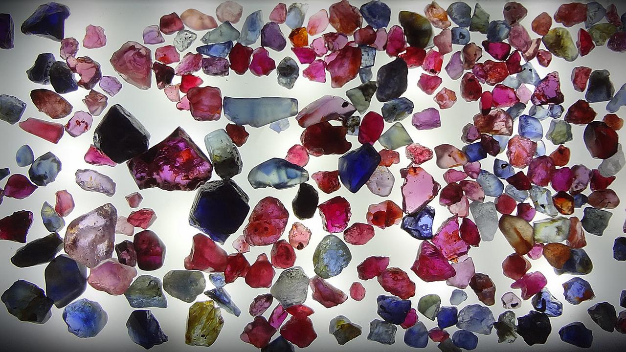 NOVA: Treasures of the Earth - Gems