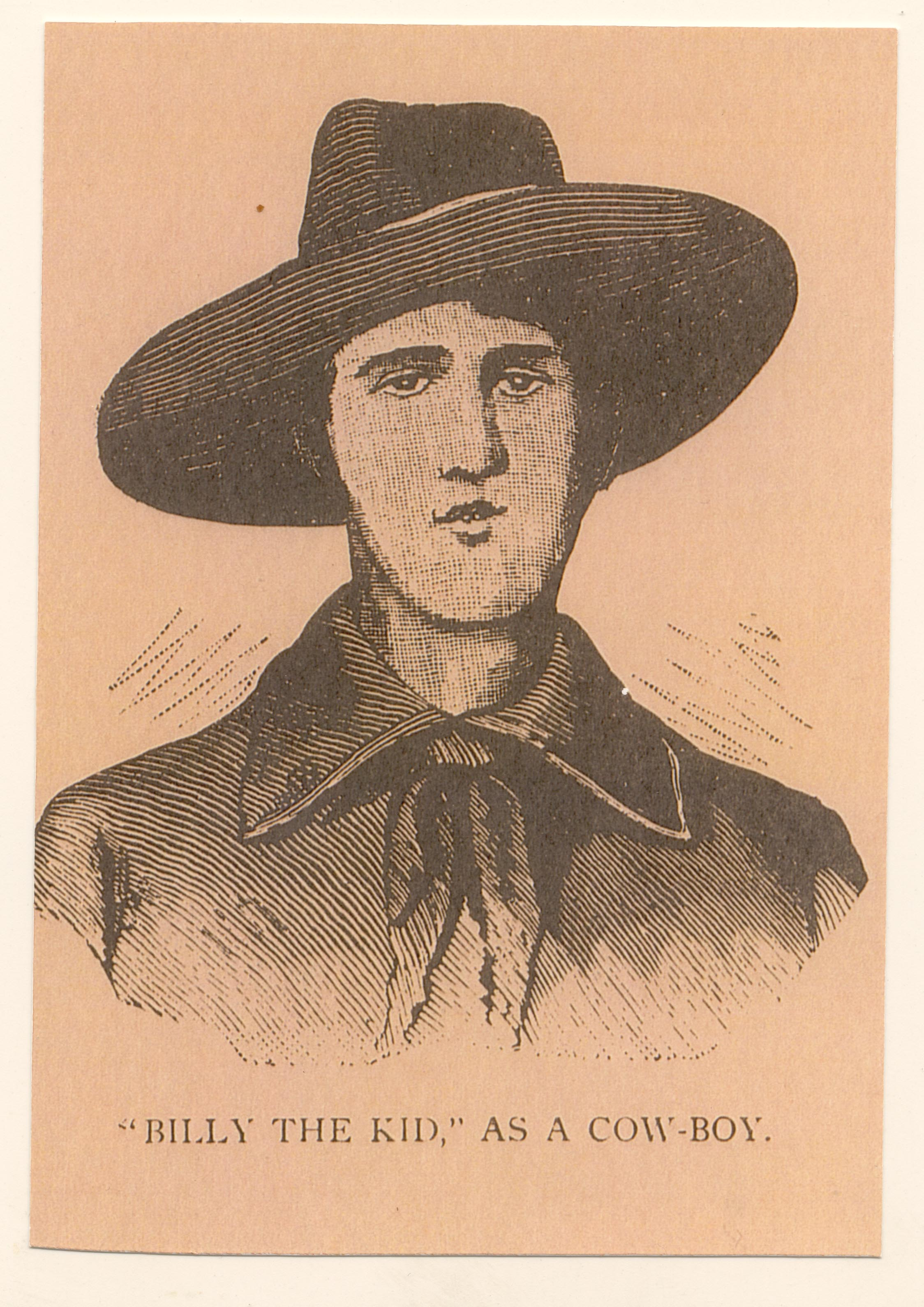 5_Taming New Mexico_NM PBS_BILLY THE KID AS A COW-BOY