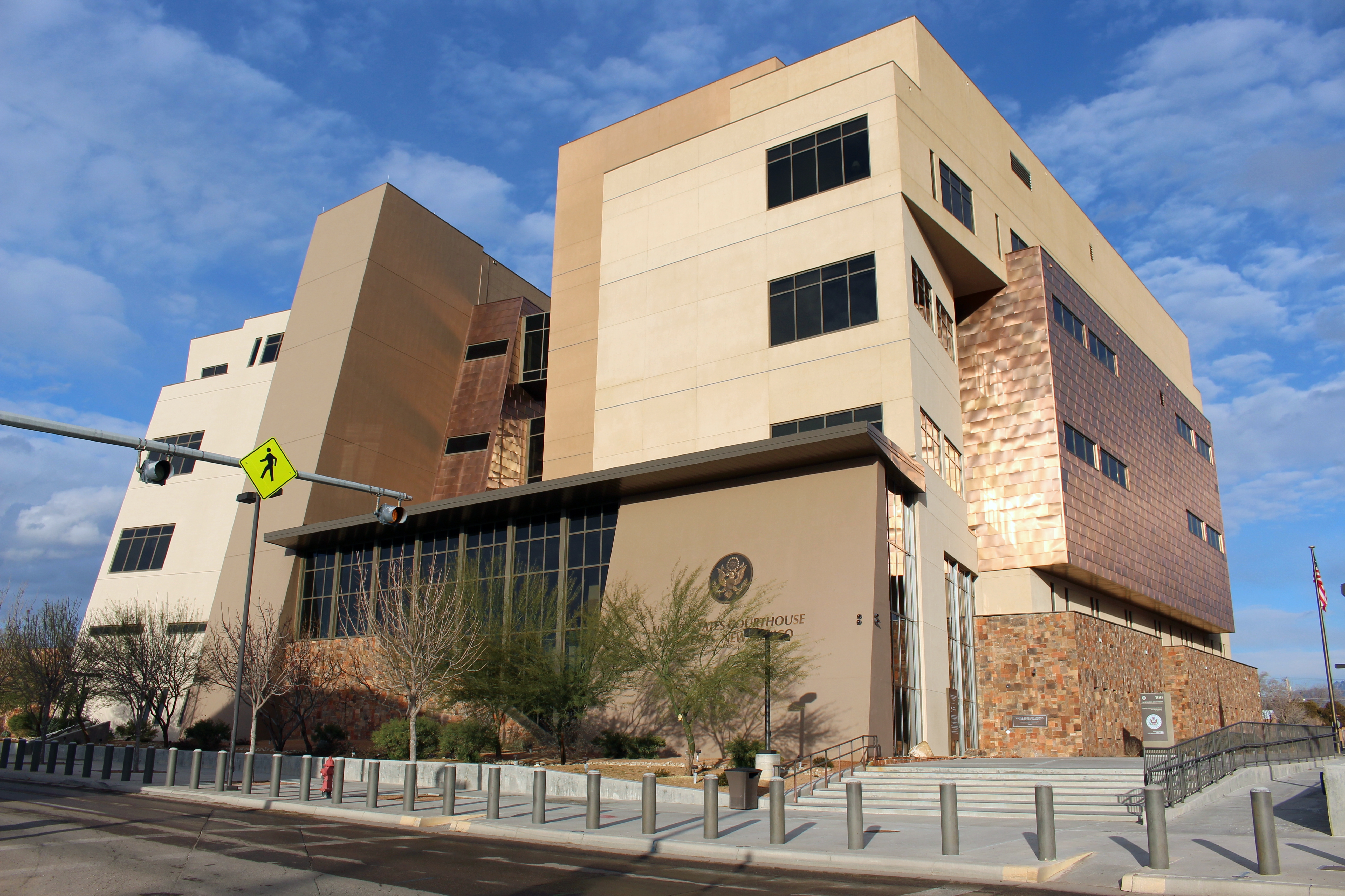 U.S. Courthouse, Las Cruces, NM