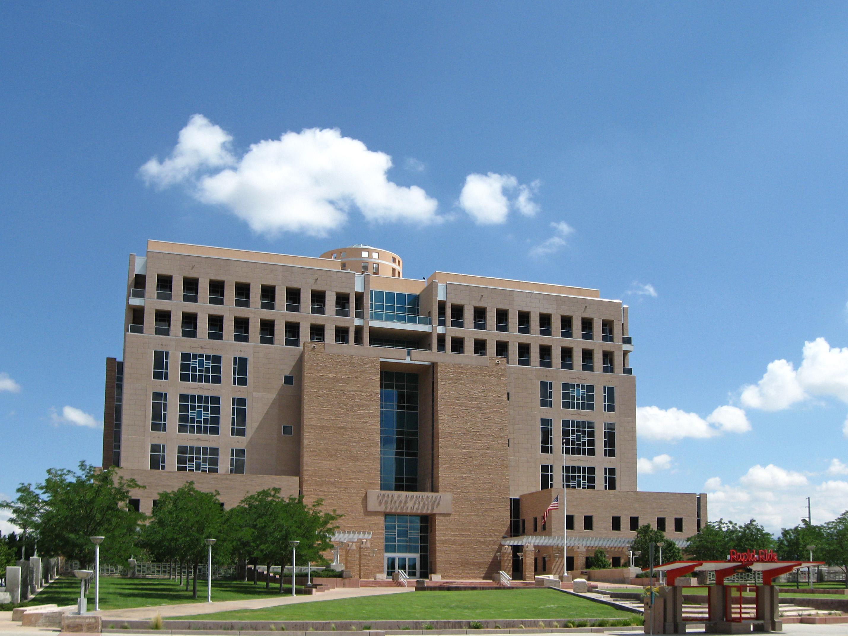 Pete V. Domenici U.S. Courthouse, Albuquerque, NM