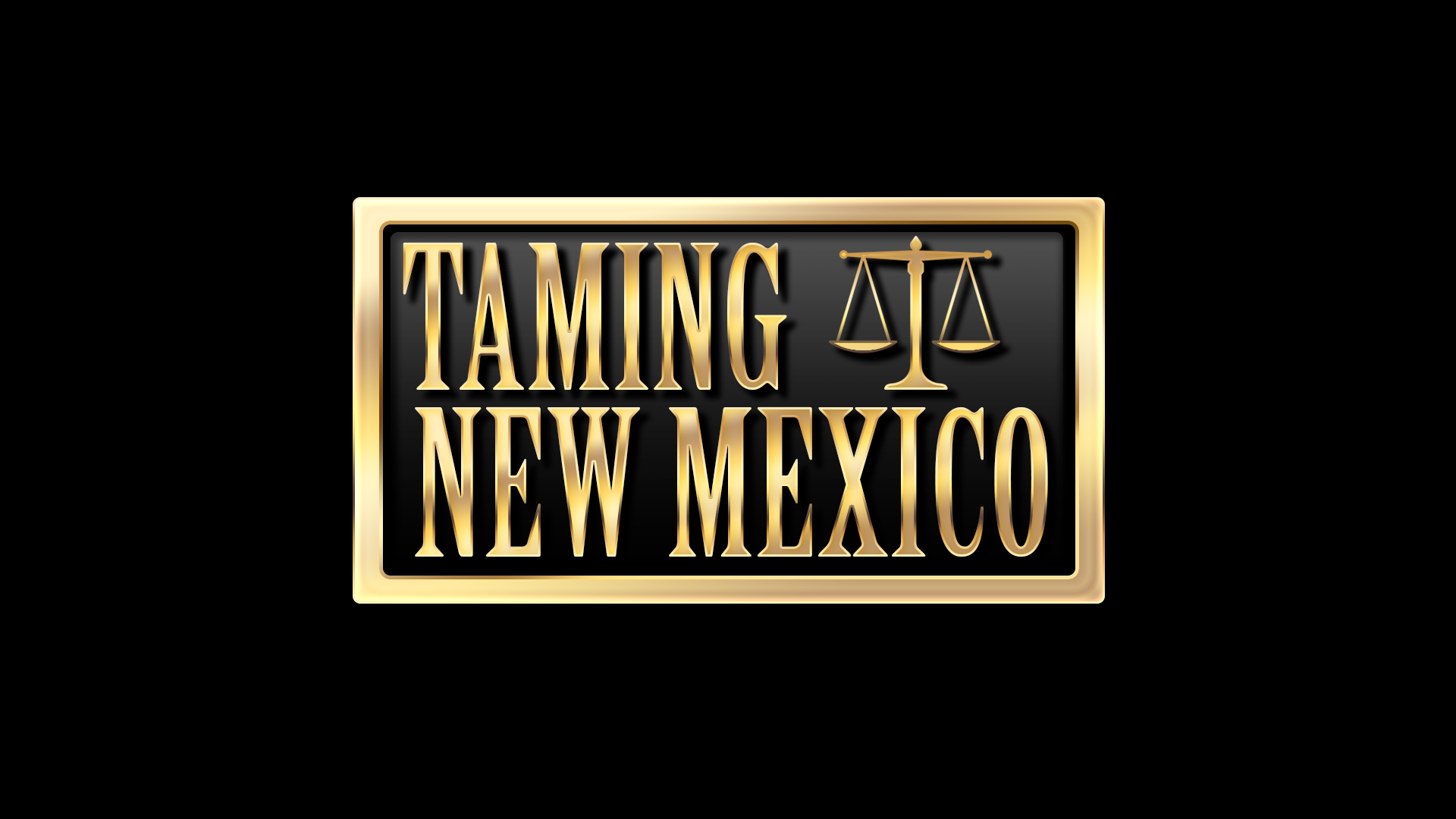 Taming New Mexico Title