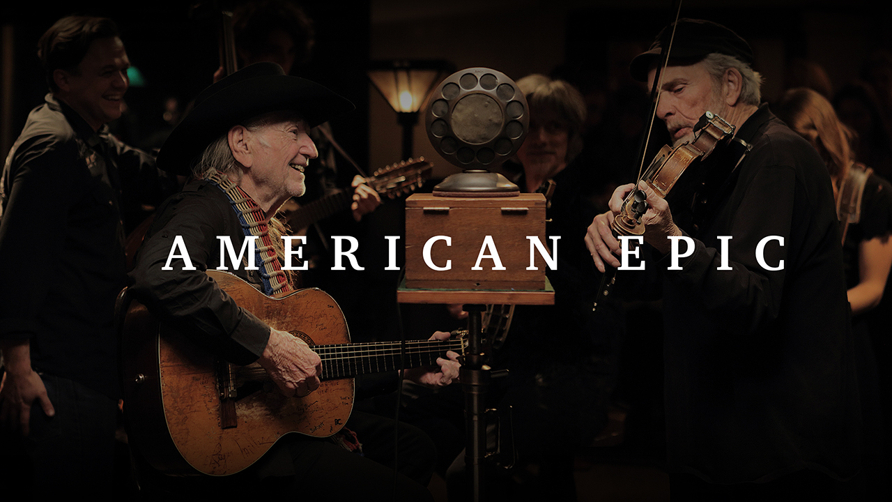 American Epic: Willie Nelson