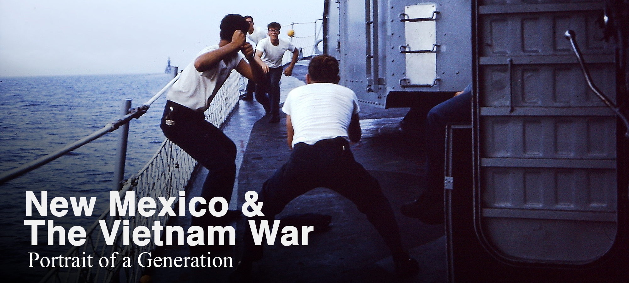 New Mexico & The Vietnam War - banner image