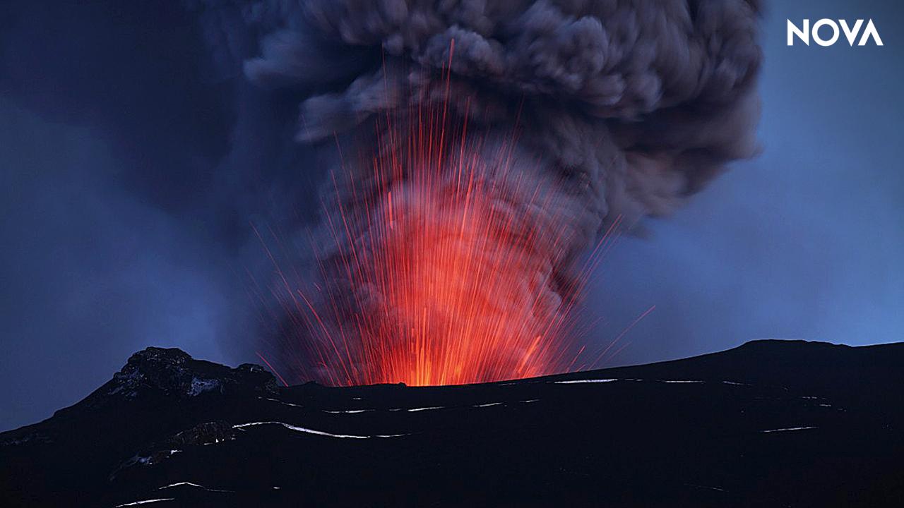 NOVA: Killer Volcanos