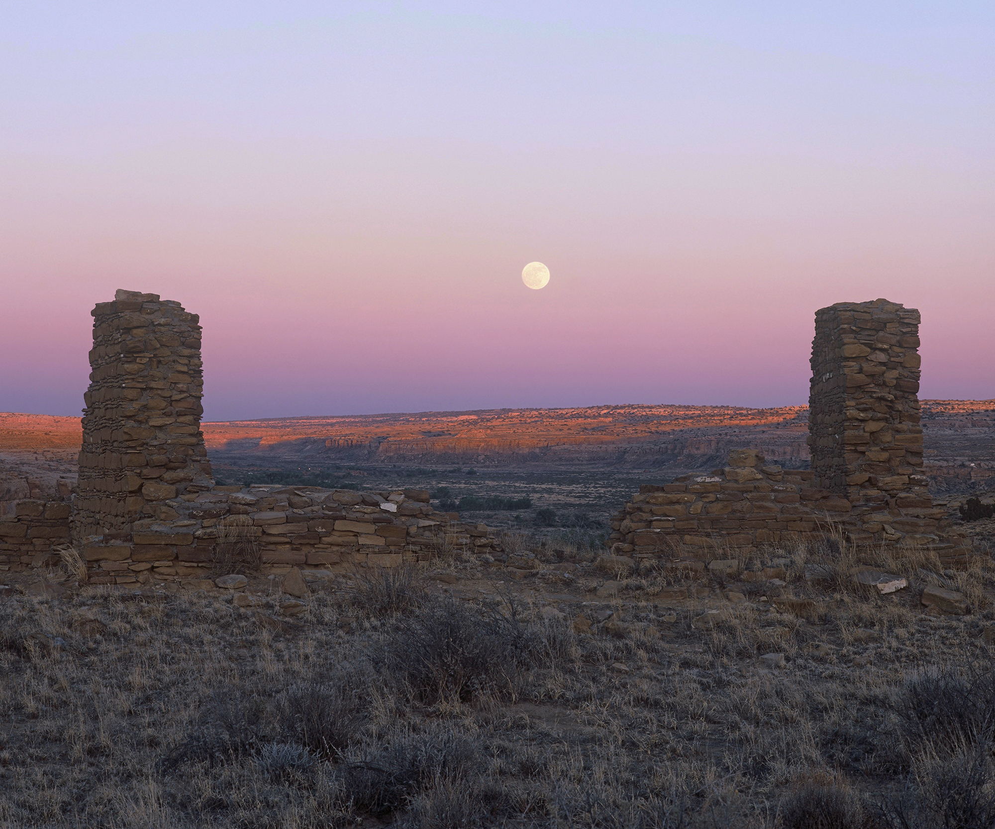 Mystery of Chaco Canyon