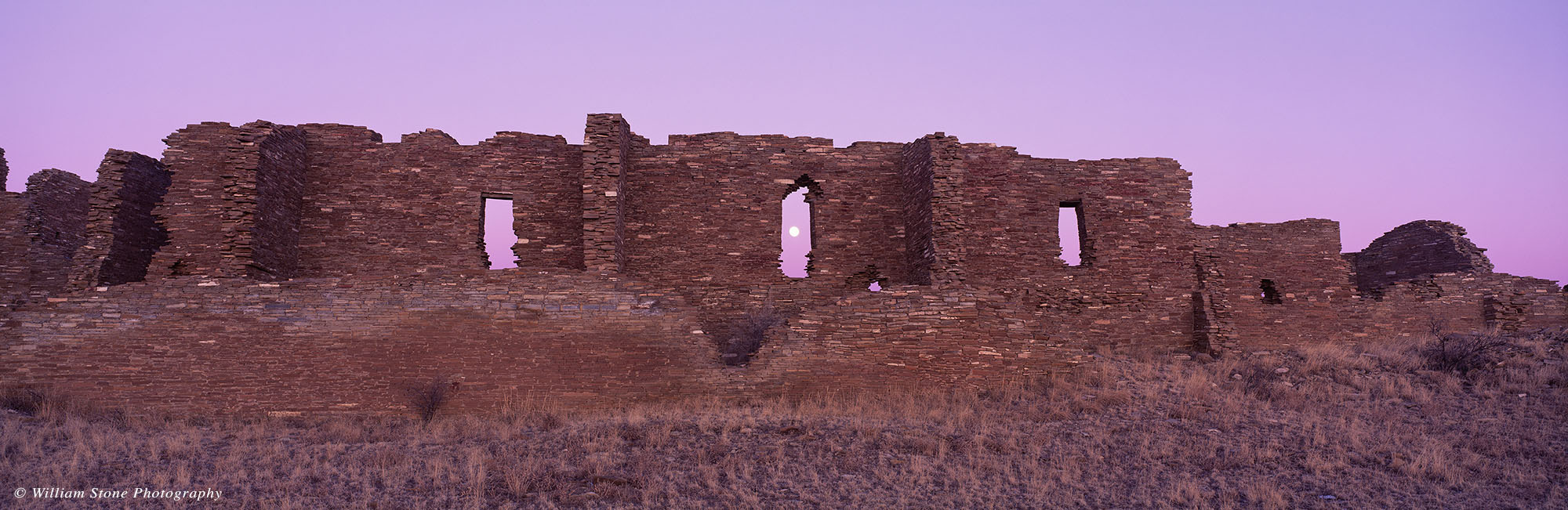 The Mystery of Chaco Canyon - photo by William Stone Photography