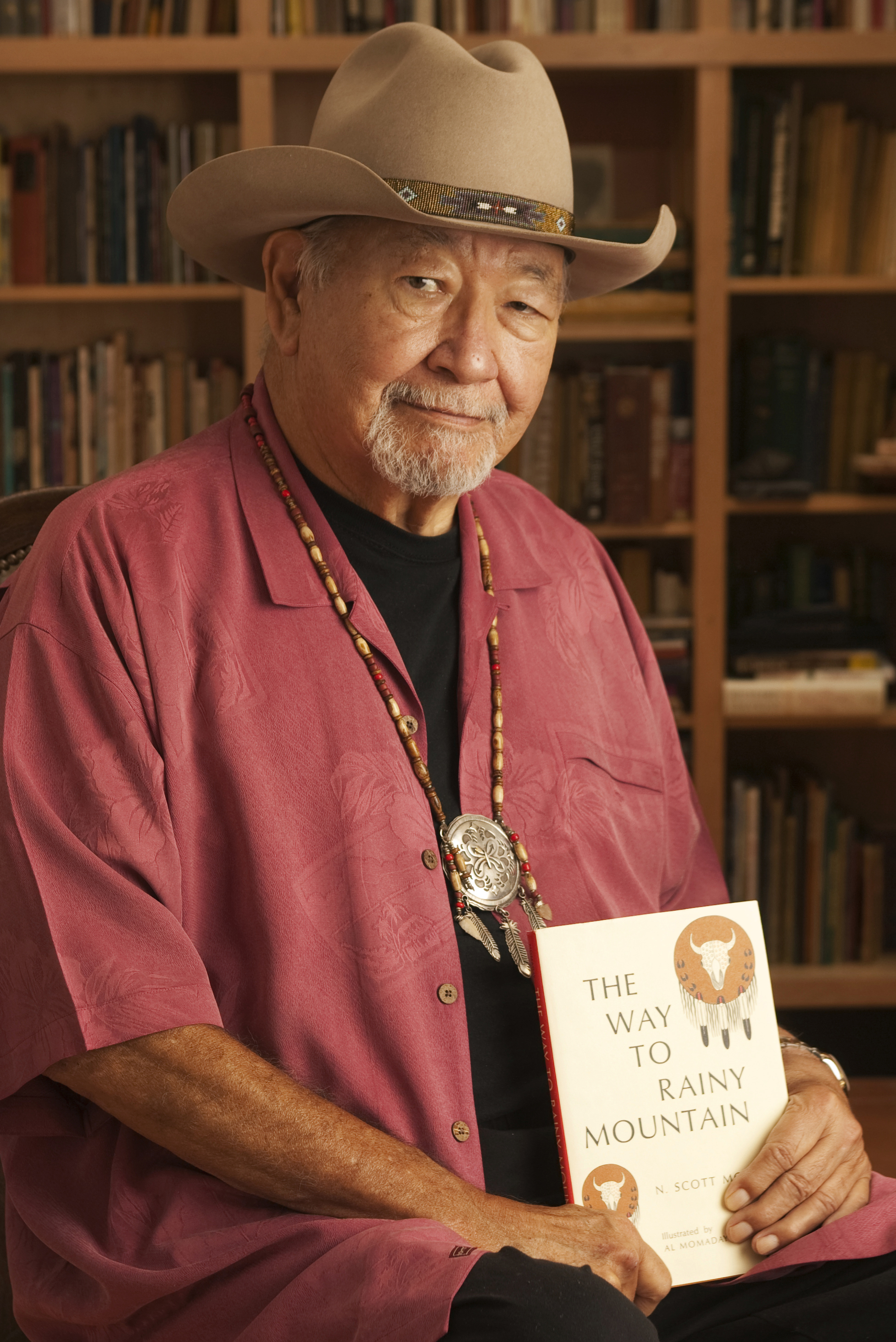 Return to Rainy Mountain: Scott Momaday