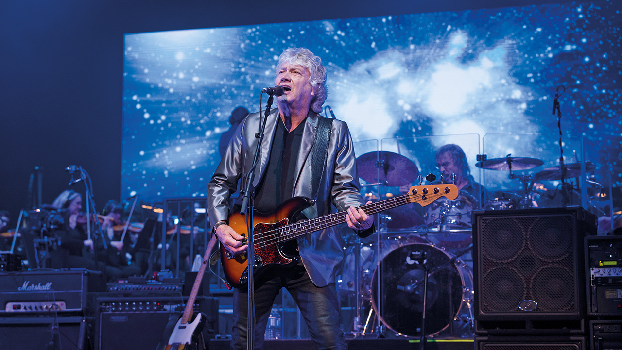 """GREAT PERFORMANCES """"The Moody Blues: Days of Future Passed Live"""""""