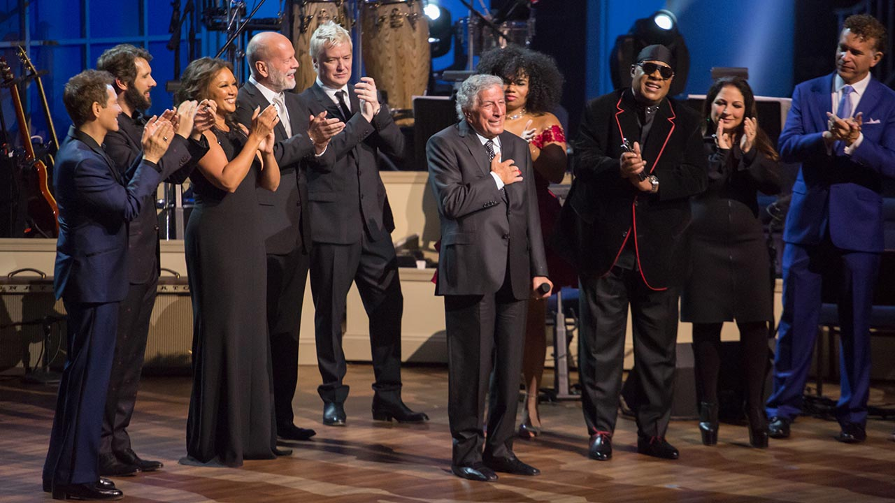 Tony Bennett: The Library of Congress Gershwin Prize for Popular Song