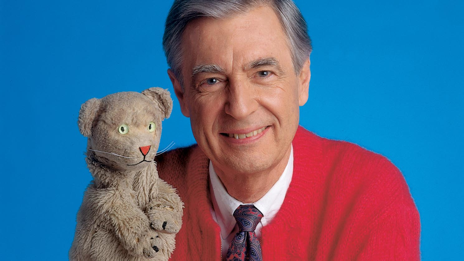 Donate to the Mister Rogers Sweater Drive in March!