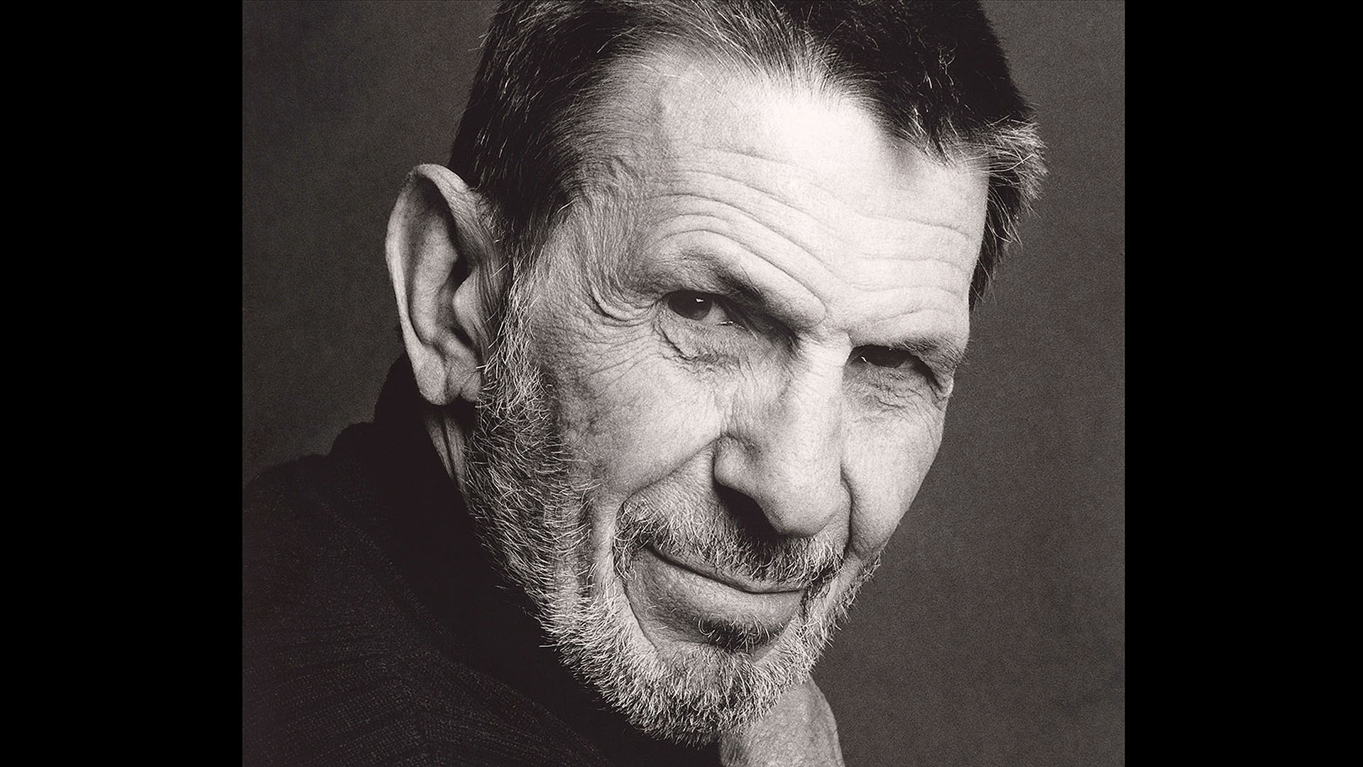 Leonard Nimoy, Self Assignment, November 1, 2003