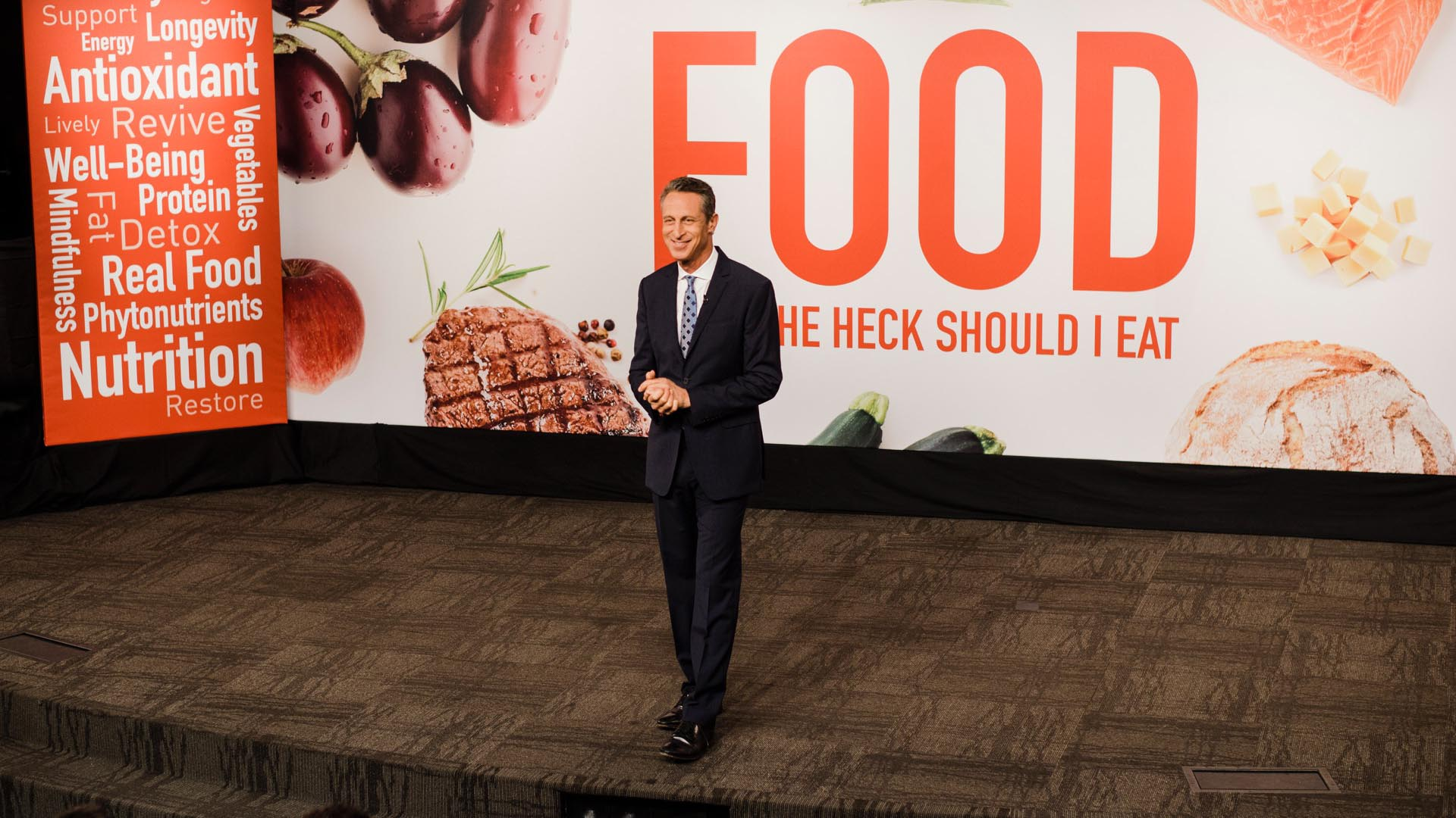 Food: What The Heck Do I Eat? with Mark Hyman, Md