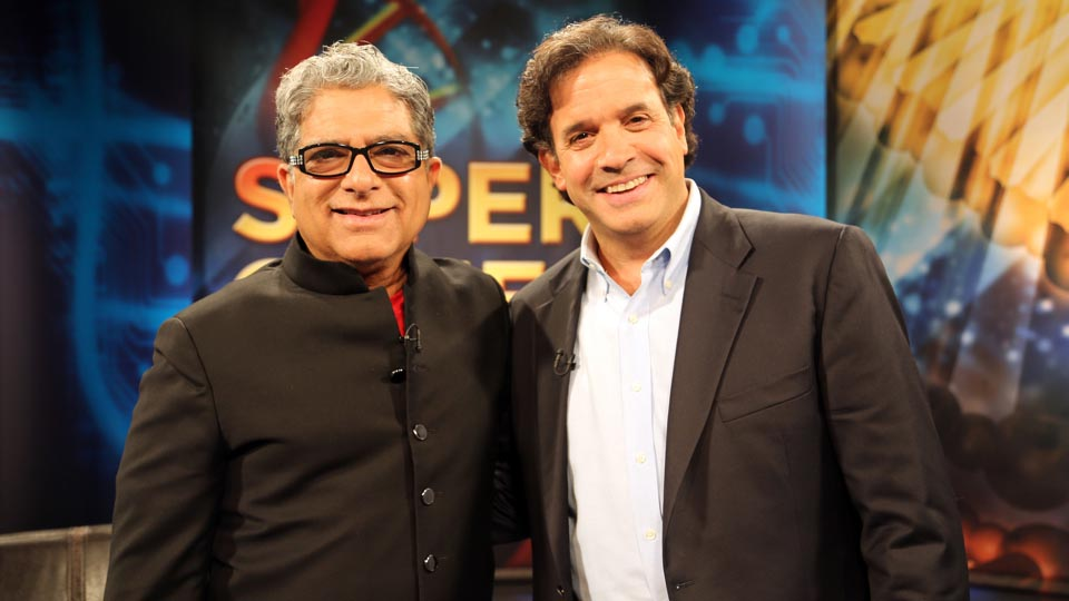 Brain, Mind & Body Connections with Dr. Tanzi and Deepak Chopra