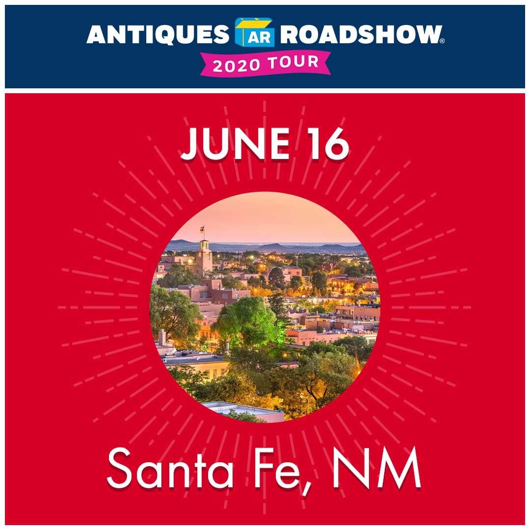 Antiques Roadshow Santa Fe