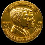 Gershwin Prize Medal