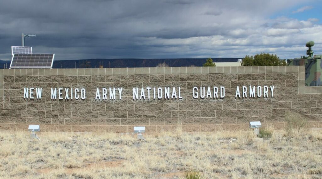 New Mexico Army National Guard Armory