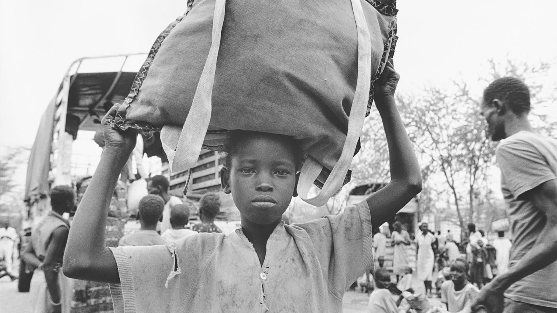 Boys of Sudan