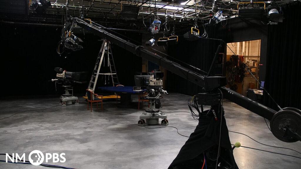 NMPBS Studio Background