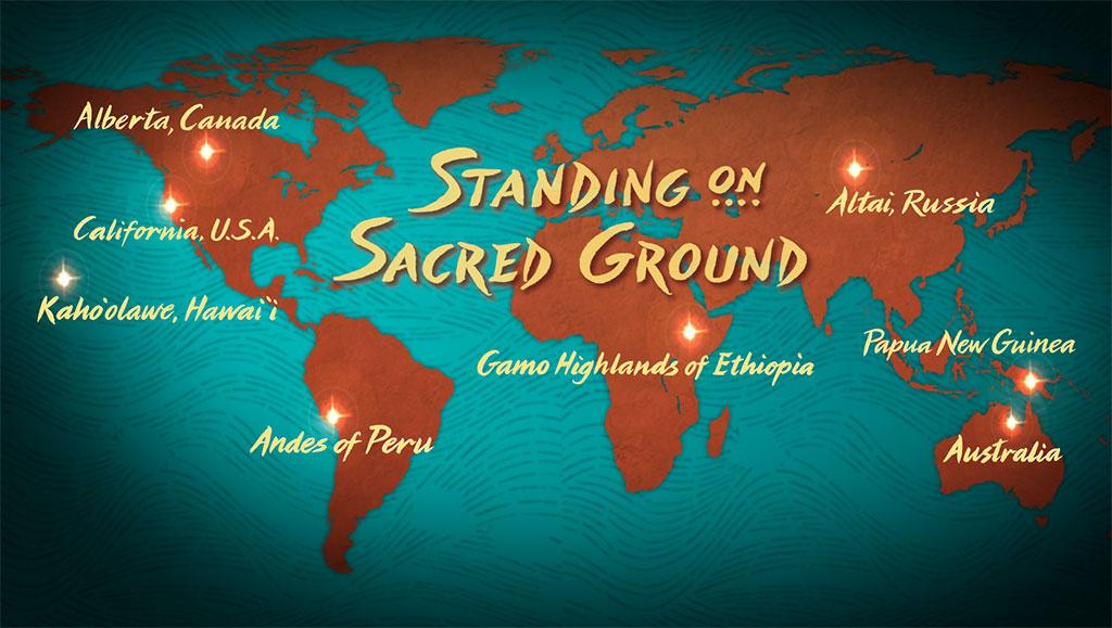 Standing on Sacred Ground