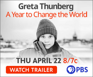 Greta Thunberg A Year To Change The World_ Digital Static Banner Ad_Watch Trailer_Pre Premiere_300x250
