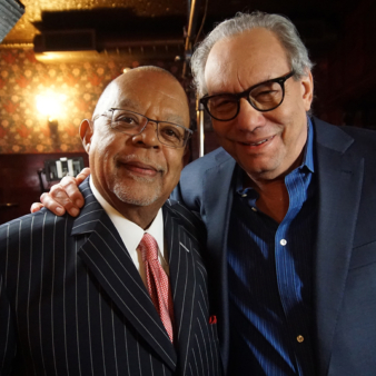 Finding Your Roots Lewis Black