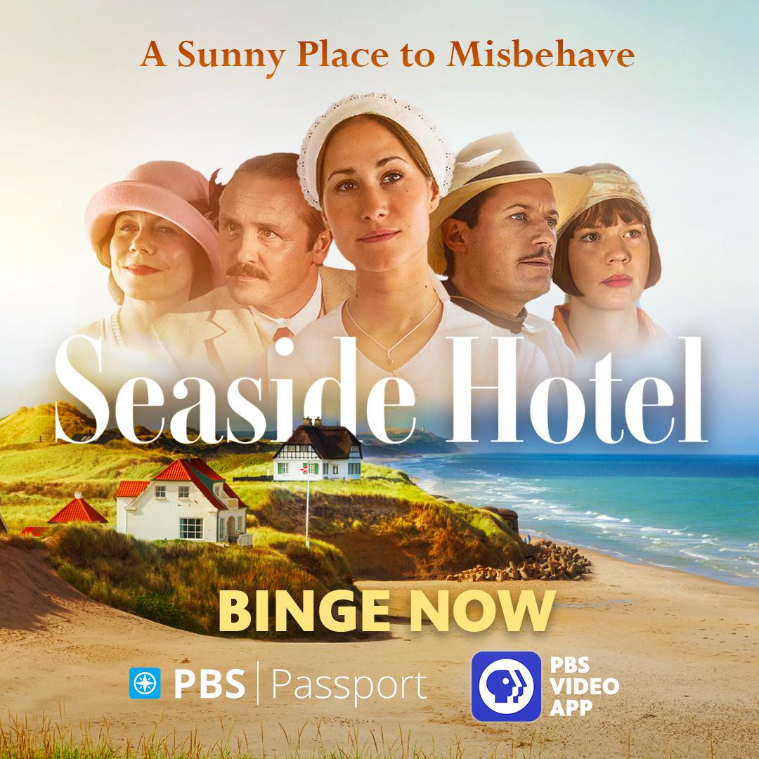 Seaside Hotel on Passport.
